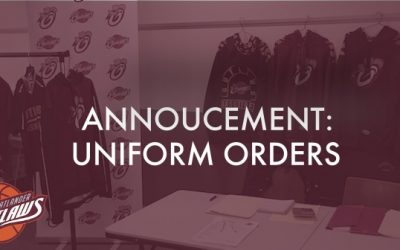 UNIFORMS: ORDER FORM