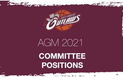 AGM 2021 Positions
